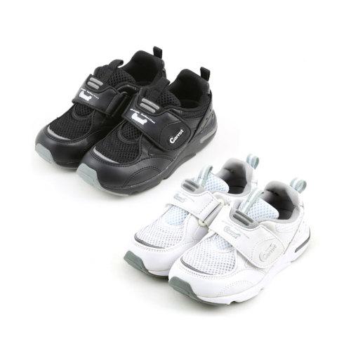 キャロットスポーツ フォーマルタイプ運動靴 黒・白