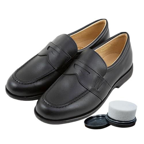 日本製本革ソフトタイプローファー
