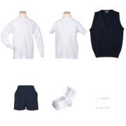 男の子用お受験服セット