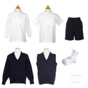 お受験服セット セーター・ベスト付