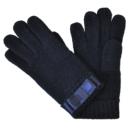 シンプルな無地で暖かい手袋 リボン付き・リボン無し 私学・国公立 通園・通学に最適