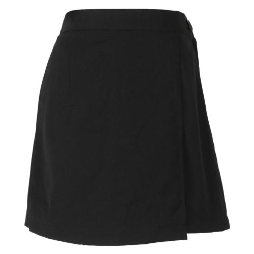 キュロットスカート 巻きスカート