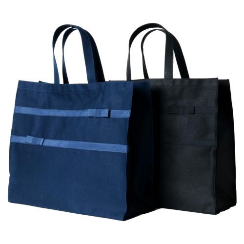 【横型】完全自立型リボンサブバッグ
