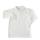 お子様用長袖かのこポロシャツ【白】